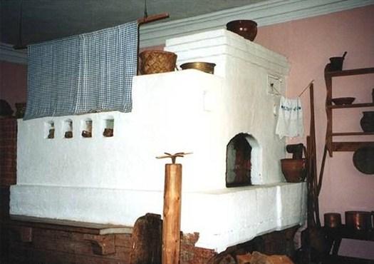 Устройство и виды русских печей