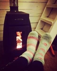 Преимущества печи длительного горения для дома