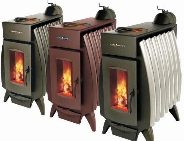 Отопительная печь длительного горения для дачи
