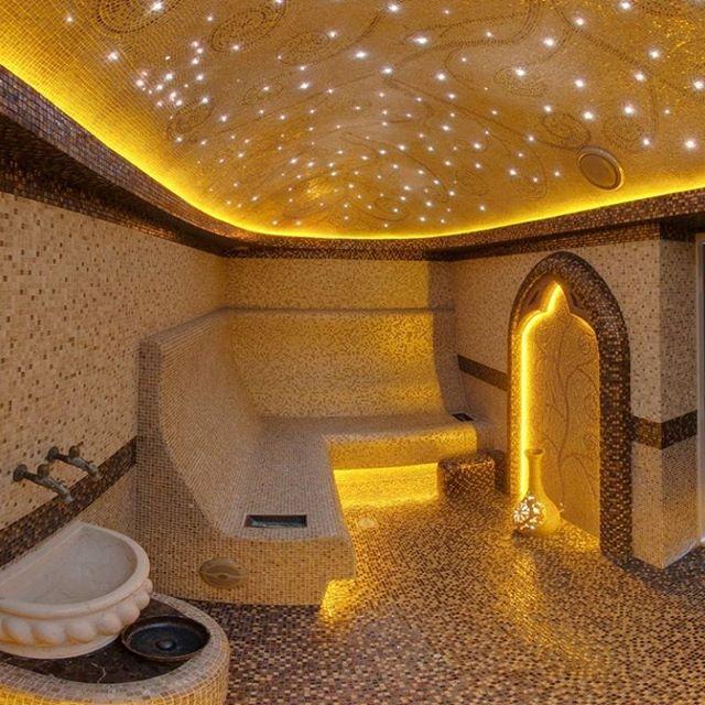 Турецкая баня (хамам)