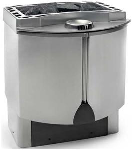 Печь для бани с трубчатым нагревателем