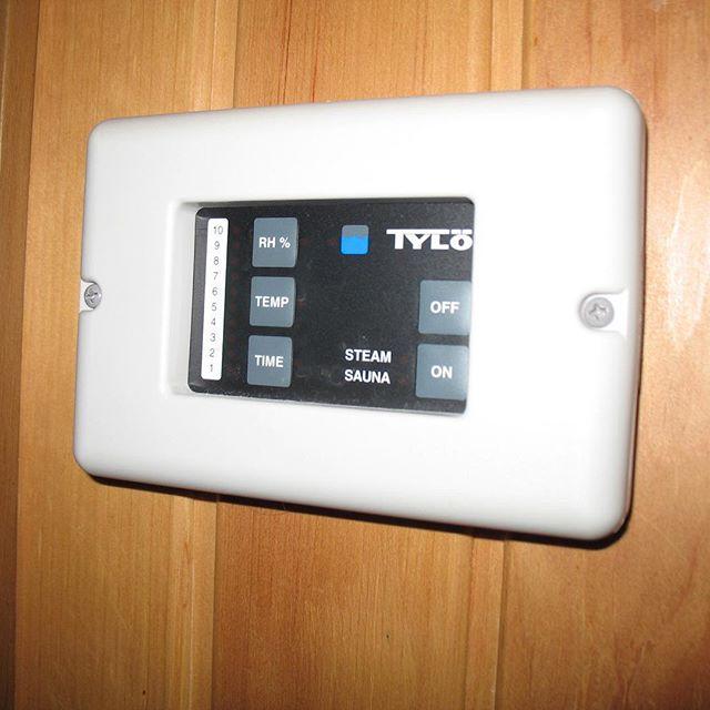 Пульт для парогенератора Tylo