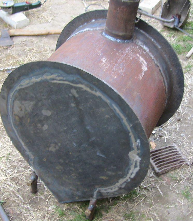 Делаем печь Бутакова
