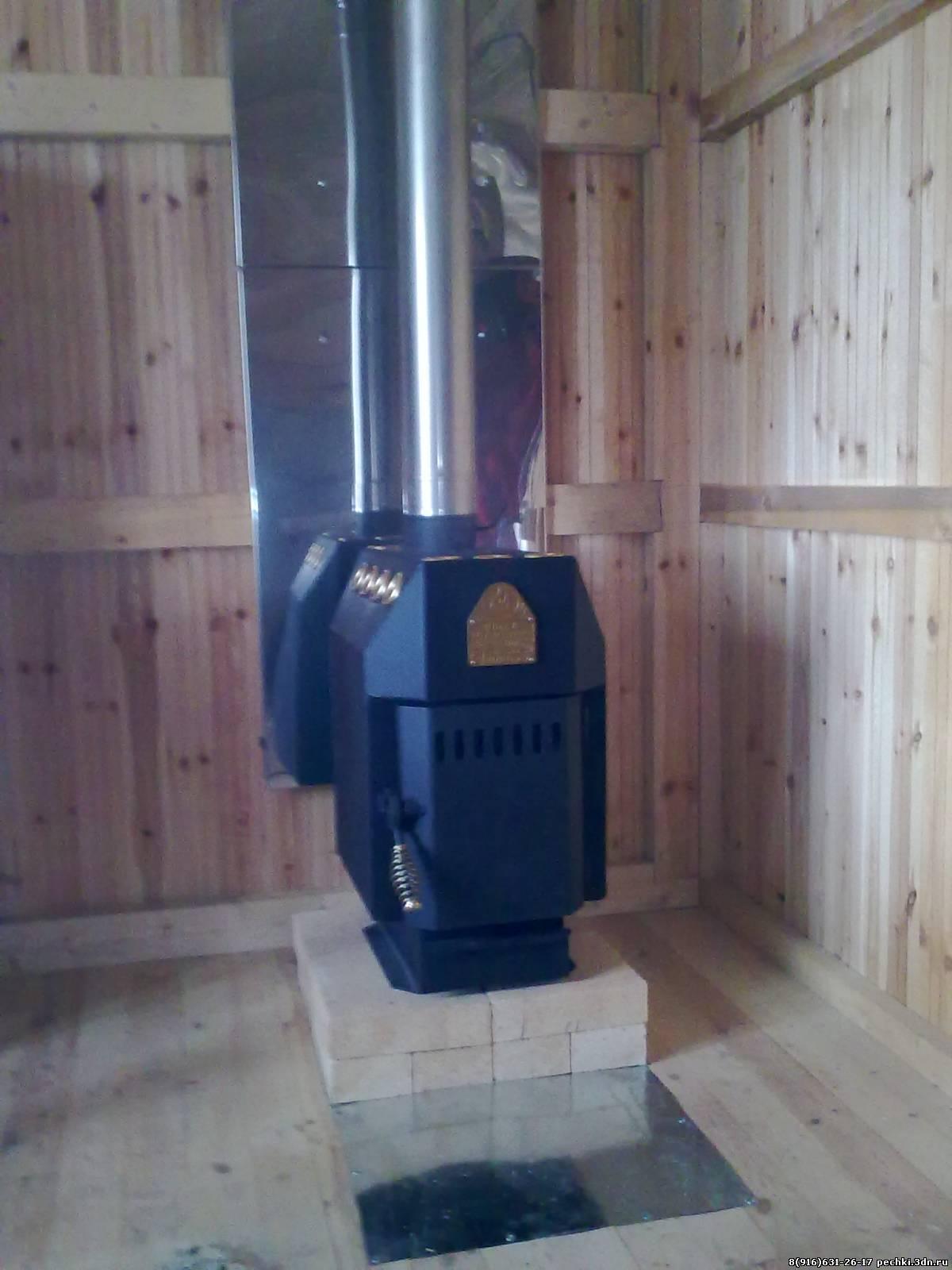 Установка печи в деревянном доме своими руками : правила монтажа каминов 59