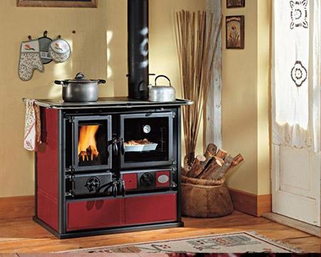 Особенности финских печей на дровах для отопления дома