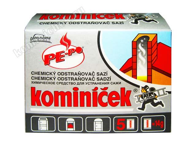 Химическое средство для чистки дымохода Коминичек