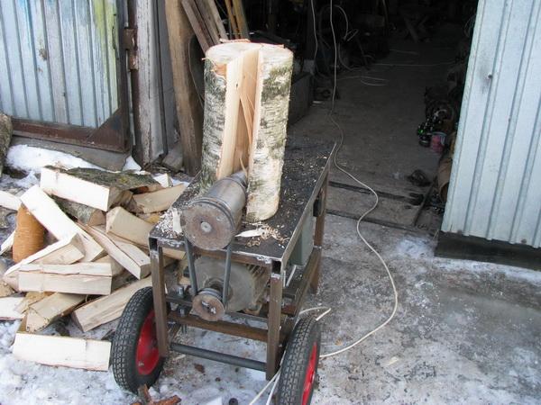 Колун для дров своими руками чертежи видео фото 142
