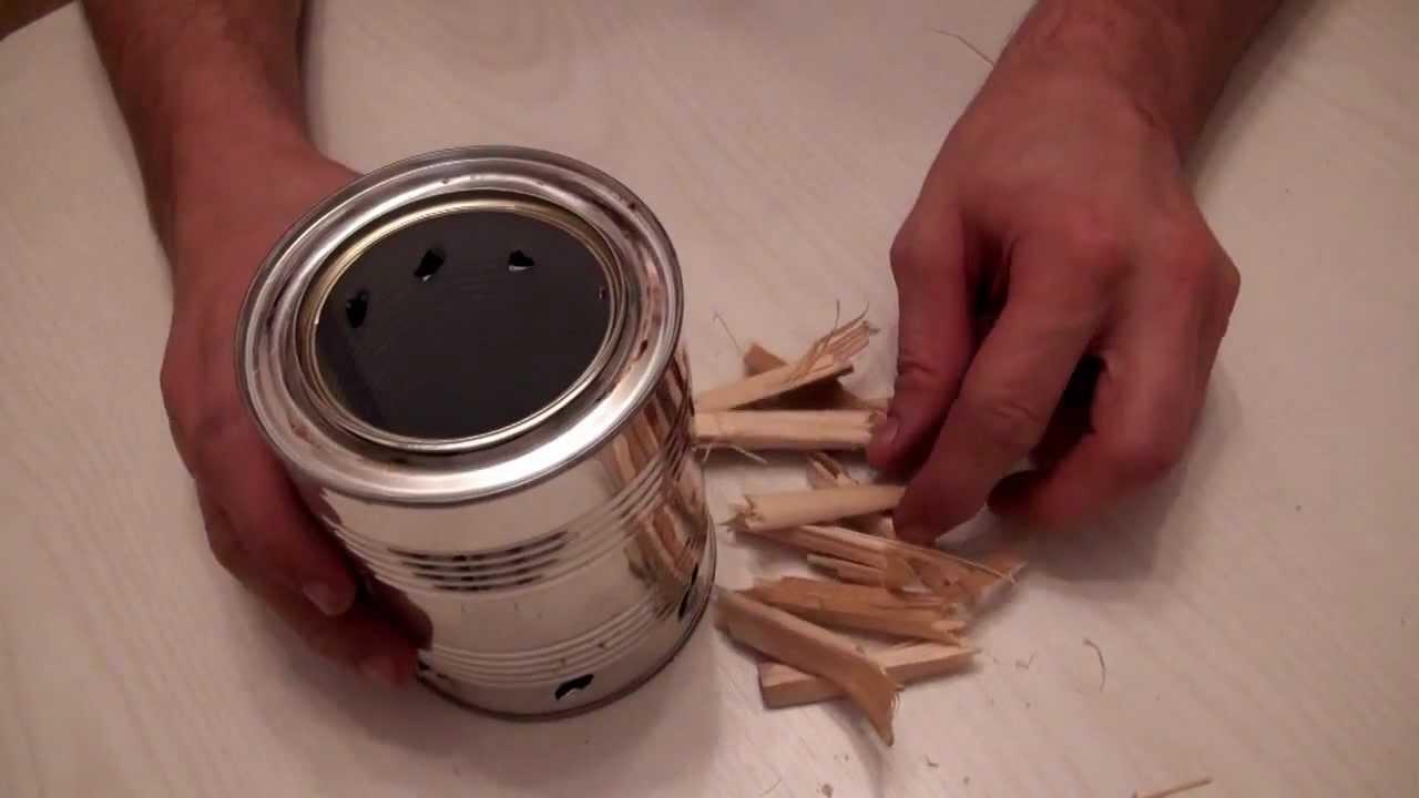 Печи для палаток своими руками: два варианта изготовления