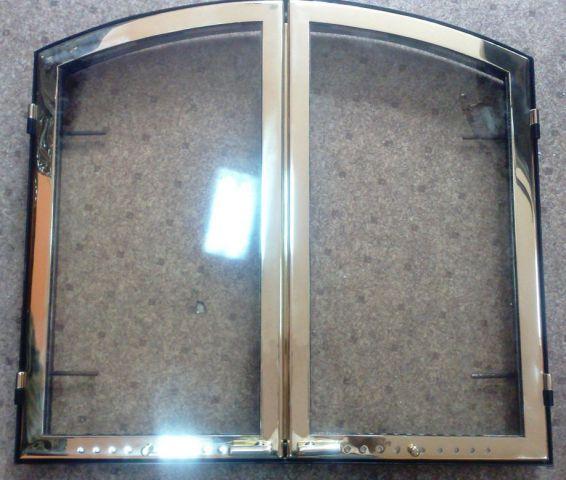 Термостойкое стекло для камина