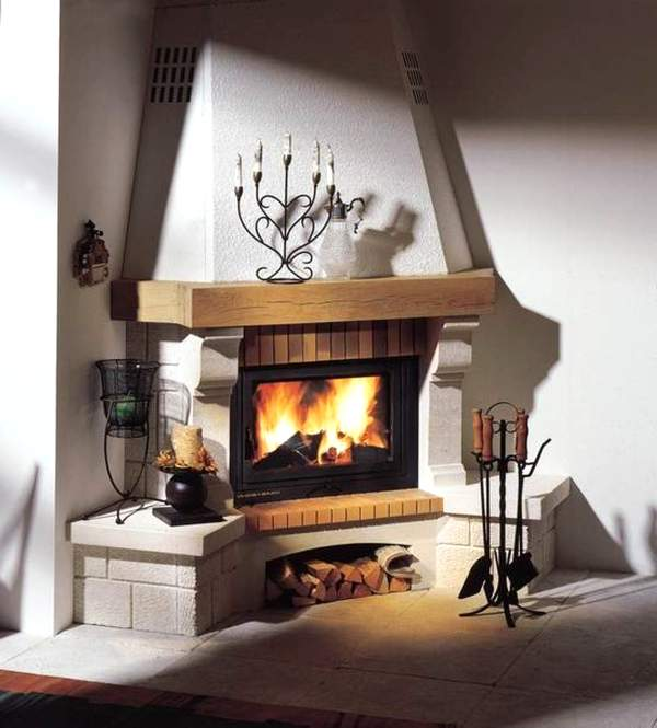 Fireplace Decorating Ideas Photos