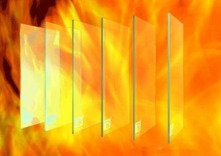 Огнеупорное стекло для печей и каминов