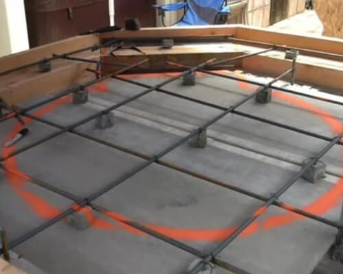 Строим дровяную печь для пиццы