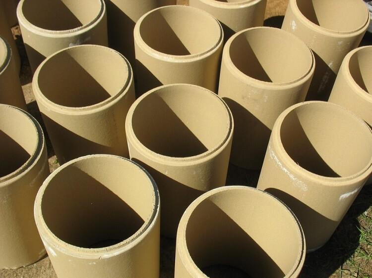 Керамические трубы для дымохода
