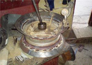 Печь-мангал из дисков своими руками