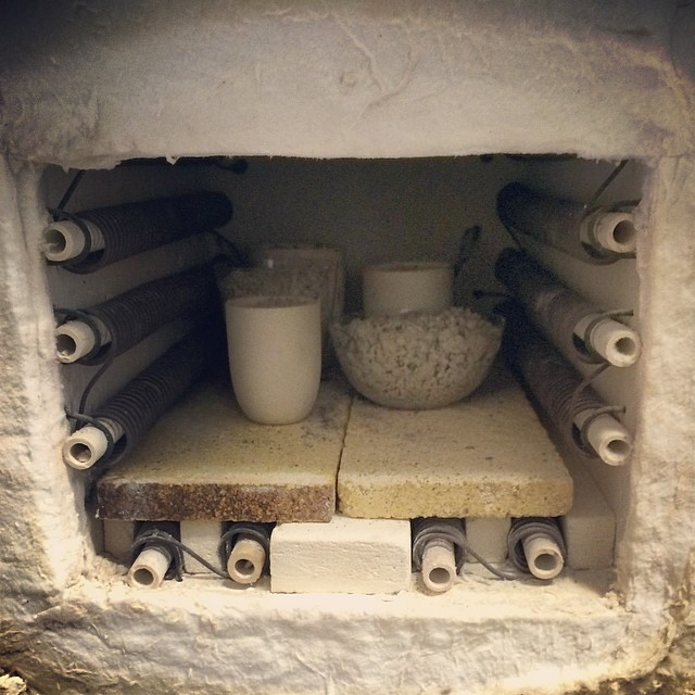 Промышленная муфельная печка