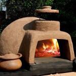 Как сделать дровяную помпейскую печь для пиццы своими руками