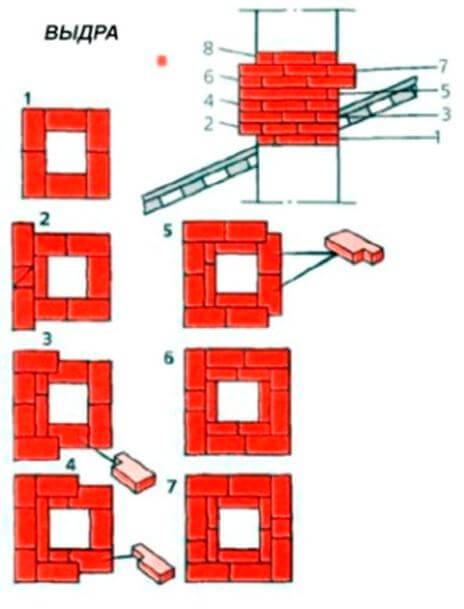 Схемы квадратных мотивов крючком ирландского кружева