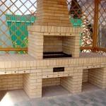 Барбекю-комплекс для загородного участка своими руками