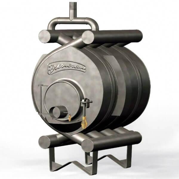Печь Булерьян для водяного отопления