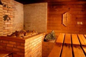 Инструкция по созданию печи с открытым типом каменки