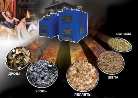 Топливо для пиролизных печей