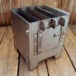 Как своими руками сделать печь-щепочницу: 4 варианта изготовления