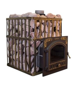 Что необходимо знать при выборе банной печи длительного горения на дровах