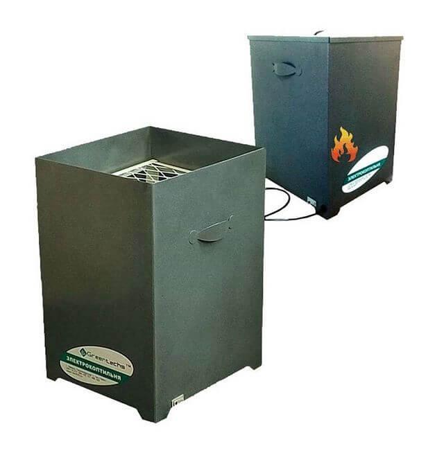 Электрическая коптильня Greentechs