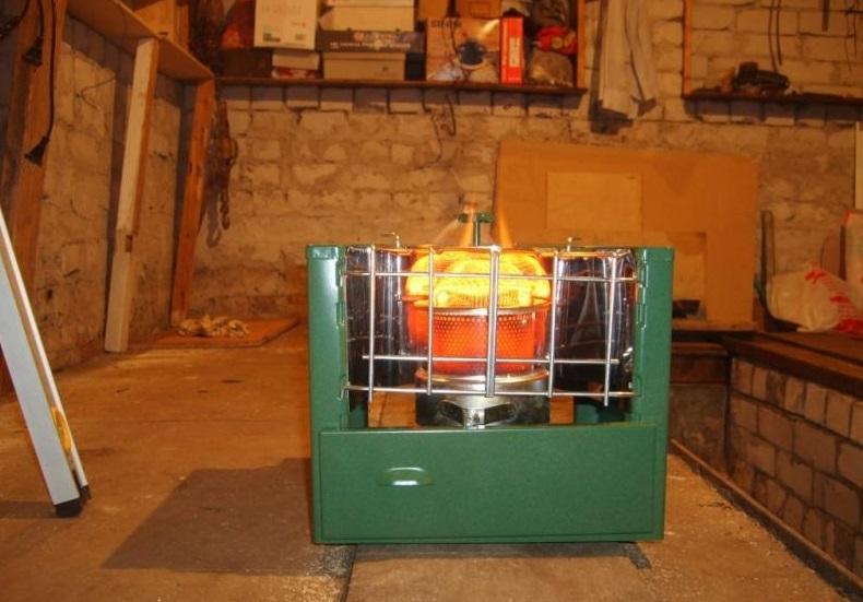 Отопительная чудо-печка на солярке