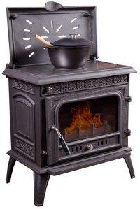 Печка Eurokom Gustav с варочной плитой