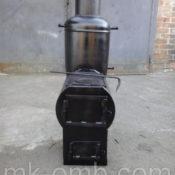 Печка из кирпича своими руками для дров фото 556