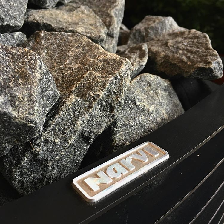 Выбор камней для бани, укладка и уход