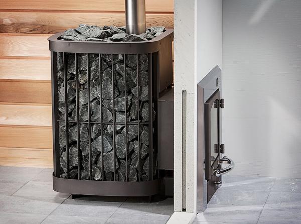Выбираем металлическую печь для бани на дровах