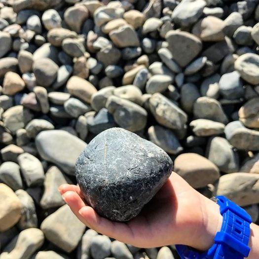 Речные камни для бани
